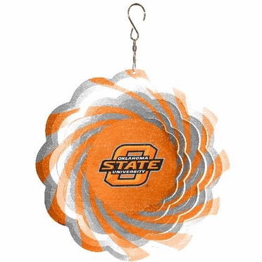 Oklahoma State Geo Spinner