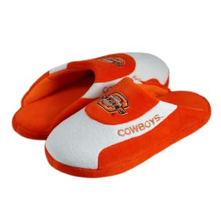Oklahoma State Low Pro Scuff Slippers - Large