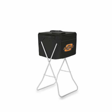 Oklahoma State Party Cube (Black)