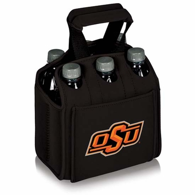 Oklahoma State Six Pack (Black)