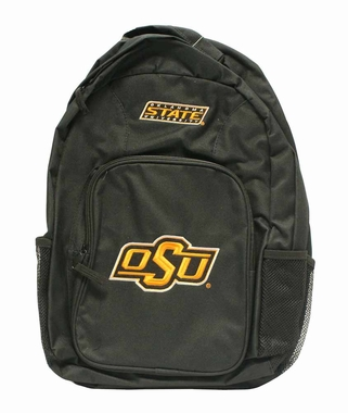 Oklahoma State Cowboys Back Pack - Black Southpaw Style