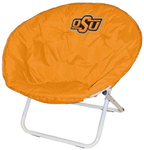 Oklahoma State Sphere Chair