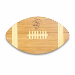 Oklahoma State Touchdown Cutting Board
