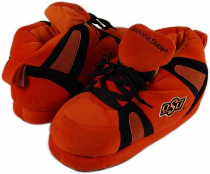 Oklahoma State UNISEX High-Top Slippers
