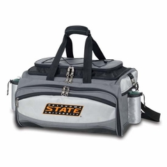 Oklahoma State Vulcan Embroidered Tailgate Cooler (Black)