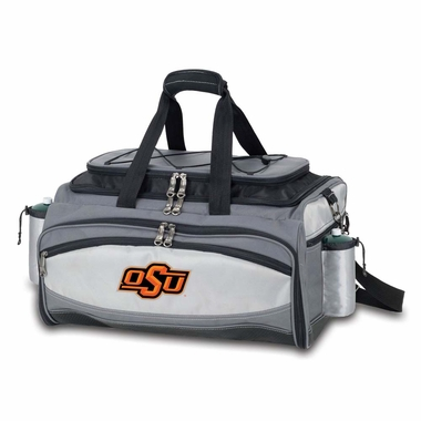 Oklahoma State Vulcan Tailgate Cooler (Black)