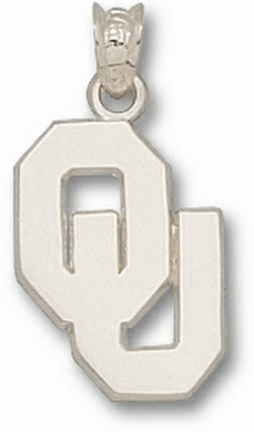Oklahoma Sterling Silver Pendant
