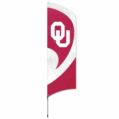 Oklahoma Tall Team Flag