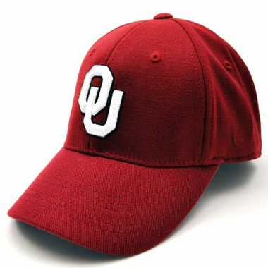 Oklahoma Team Color Premium FlexFit Hat
