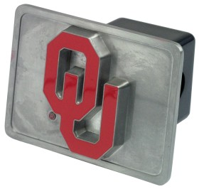Oklahoma Trailer Hitch Cover