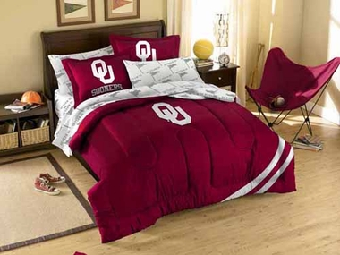 Oklahoma Twin Comforter and Shams Set