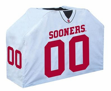 Oklahoma Uniform Grill Cover