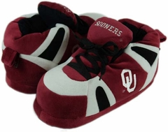 Oklahoma UNISEX High-Top Slippers