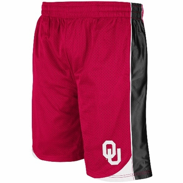 Oklahoma Vector Performance Shorts
