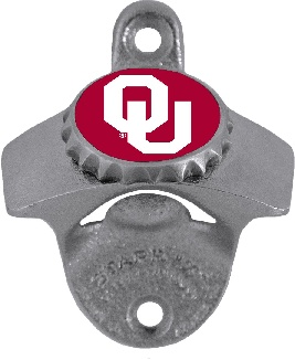 Oklahoma Wall Mount Bottle Opener