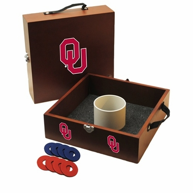 Oklahoma Washer Toss Game