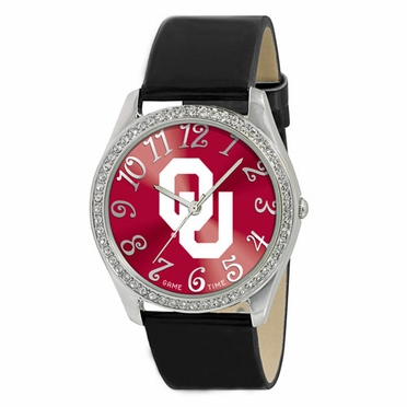 Oklahoma Women's Glitz Watch