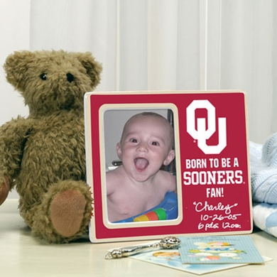 Oklahoma Youth Picture Frame
