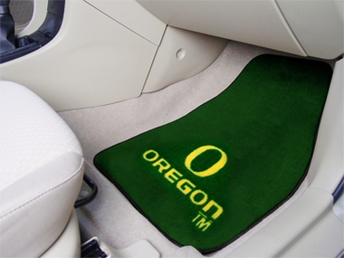 Oregon 2 Piece Car Mats