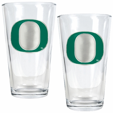 Oregon 2 Piece Pint Glass Set
