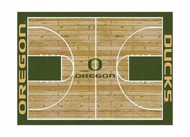 "Oregon 3'10"" x 5'4"" Premium Court Rug"