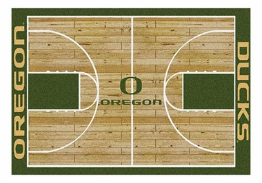 "Oregon 5'4"" x 7'8"" Premium Court Rug"