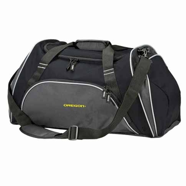 Oregon Action Duffle (Color: Black)