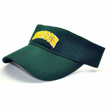 Oregon Adjustable Birdie Visor