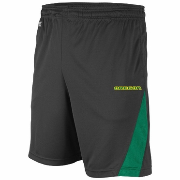 Oregon Adrenaline Performance Shorts (Charcoal)