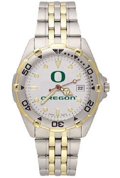 Oregon All Star Mens (Steel Band) Watch