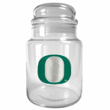 Oregon Candy Jar