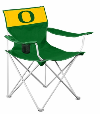Oregon Canvas Adult Folding Logo Chair