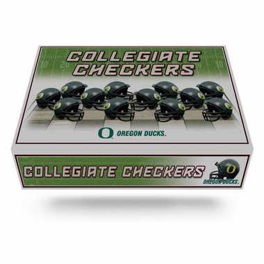 Oregon Checkers Set