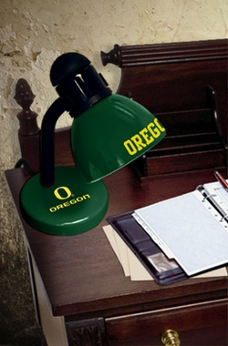 Oregon Dorm Lamp