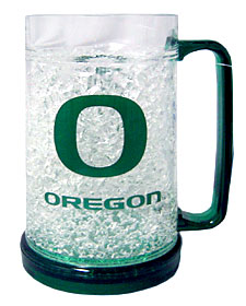 Oregon Ducks Crystal Freezer Mug