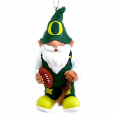 Oregon Gnome Christmas Ornament