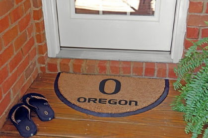 Oregon Half Moon Door Mat