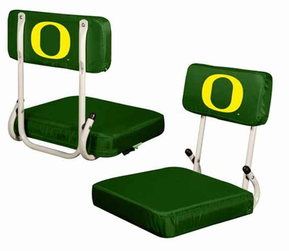 Oregon Hard Back Stadium Seat