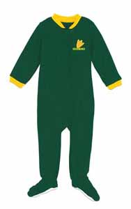 Oregon Infant Footed Sleeper Pajamas - 18 Months