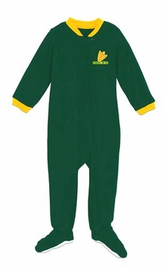 Oregon Infant Footed Sleeper Pajamas