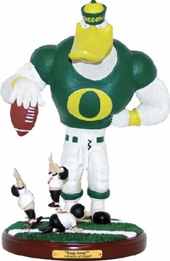 Oregon Keepaway Rivalry Statue