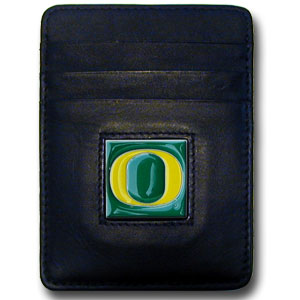 Oregon Leather Money Clip (F)