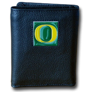 Oregon Leather Trifold Wallet (F)