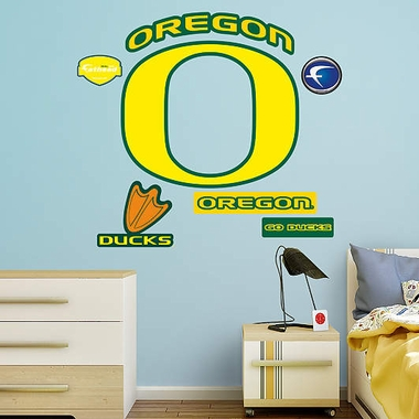 Oregon Logo Fathead Wall Graphic