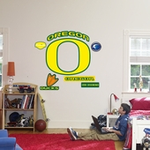 University of Oregon Wall Decorations