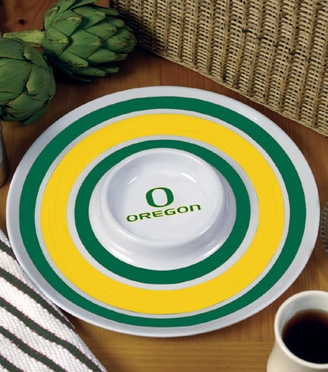 Oregon Plastic Chip and Dip Plate