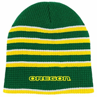 Oregon Replay Thermal Cuffless Knit Hat