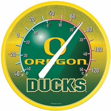 Oregon Round Wall Thermometer