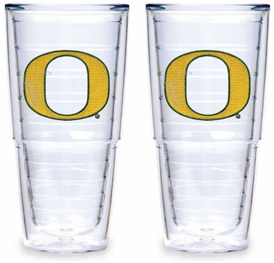 Oregon Set of TWO 24 oz. Tervis Tumblers