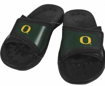 Oregon Shower Slide Flip Flop Sandals - Medium